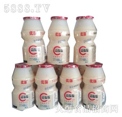 优酥菌呱呱乳酸菌饮料