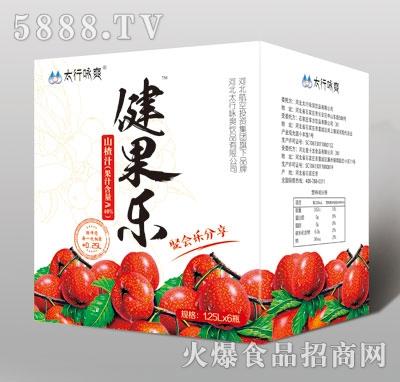 健果乐山楂汁1.25LX6瓶