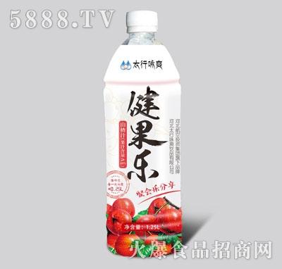 健果乐山楂汁1.25L