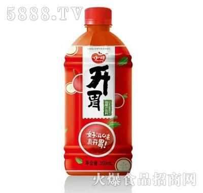 一小一样开胃山楂汁饮料350ml