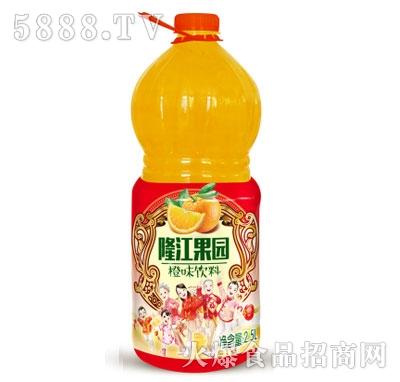 隆江果园橙味饮料2.5L
