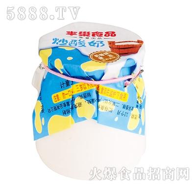 佳因美炒酸奶(奶昔味)