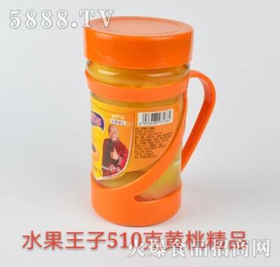 水果王子黄桃罐头510g