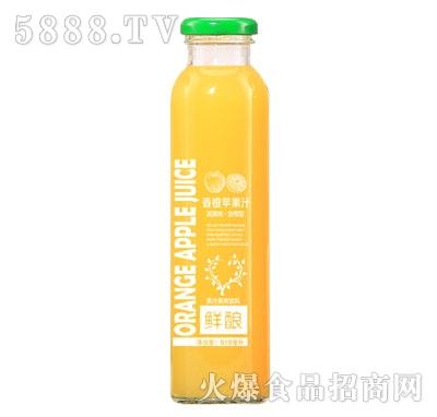 鲜酿香橙苹果汁918ml