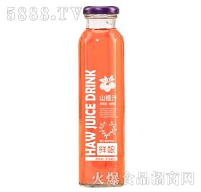 鲜酿山楂汁918ml