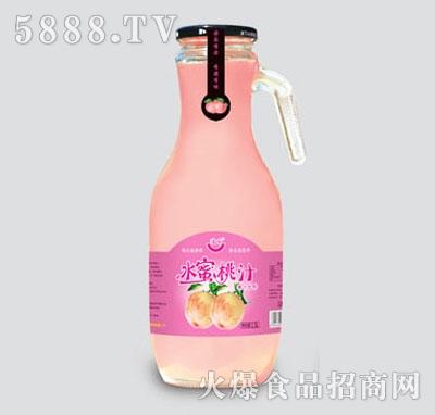 浩园水蜜桃汁1.5L