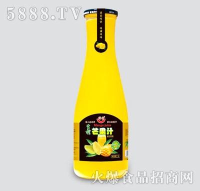 浩园芒果汁