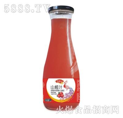 奇福记山楂汁饮料1L