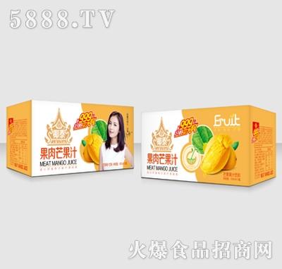 420mlx15椰泰果肉芒果汁外箱