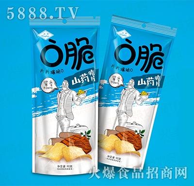 兴华Q脆山药脆片酱香90g