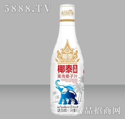 1.25L椰泰果肉椰子汁