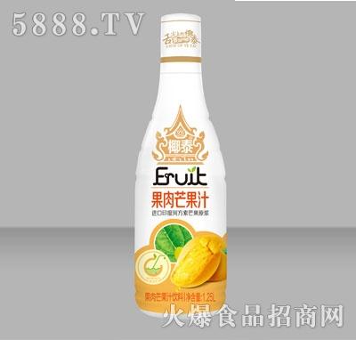1.25L椰泰芒果汁