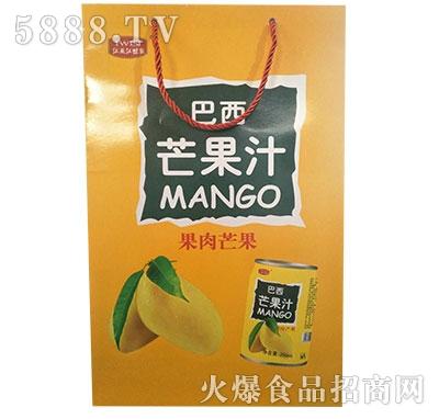 红威世家巴西芒果汁礼盒
