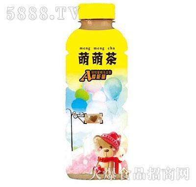 萌萌茶蜜桃乌龙茶500ml