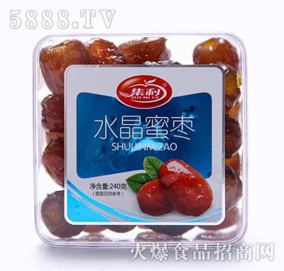 集利水晶蜜枣