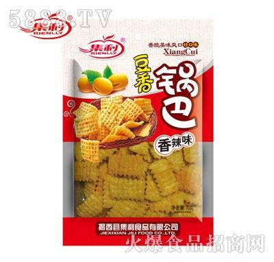 集利豆香锅巴70g