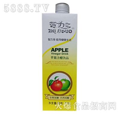 智力多苹果汁醋饮料1.5L