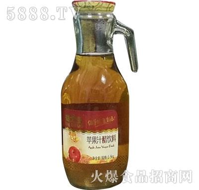 智力多苹果汁醋1.5L