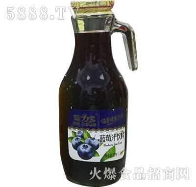 智力多蓝莓汁1.5L