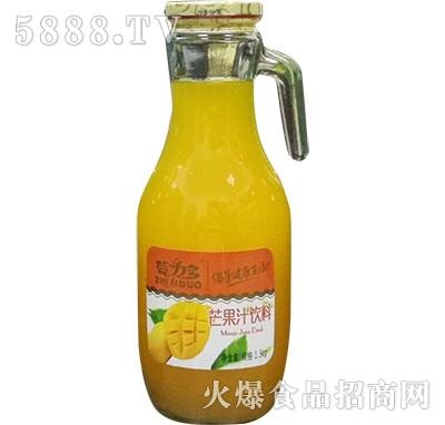 智力多芒果汁1.5L