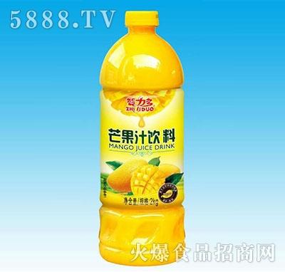 智力多芒果汁2kg