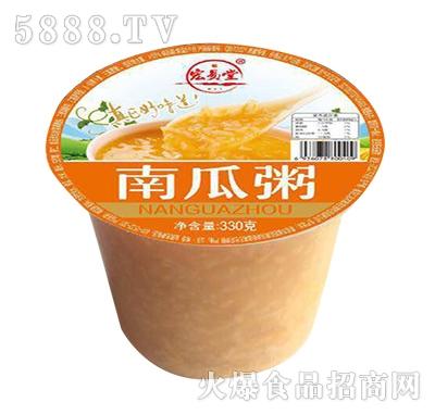 宏易堂南瓜粥330克