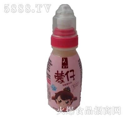 蒙仔草莓味乳酸菌饮品草莓味125ml