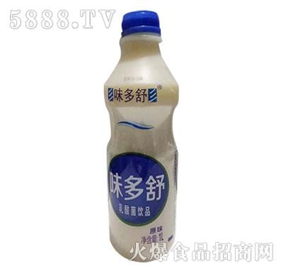 味多舒乳酸菌1L