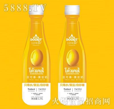 豆可泰黄豆奶1.25L瓶装