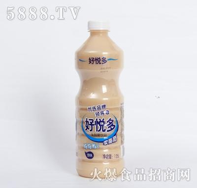 好悦多乳酸菌饮品原味1.25L