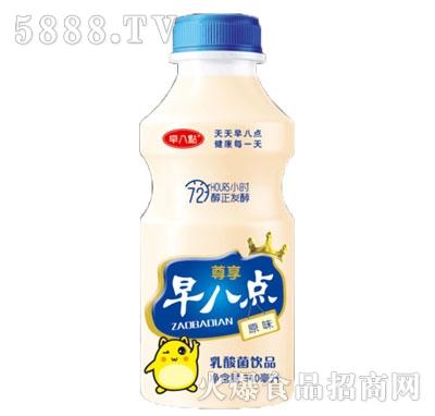 早八点乳酸菌原味饮品340ml