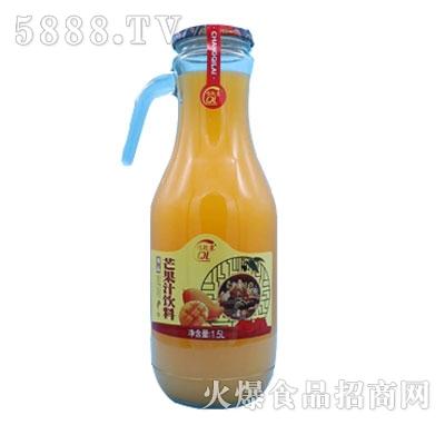芒果汁饮料1.5升