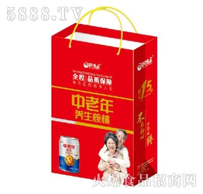 每初元中老年养生核桃复合蛋白饮品(袋)
