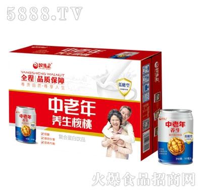 每初元中老年养生核桃复合蛋白饮品(箱)