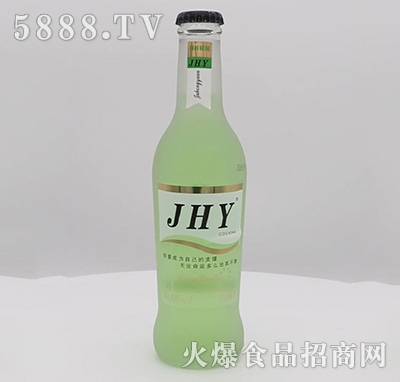 JHY鸡尾酒275ml青柠檬味