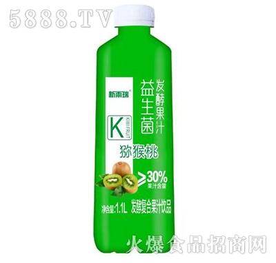 新雨瑞益生菌发酵复合猕猴桃汁1.1L