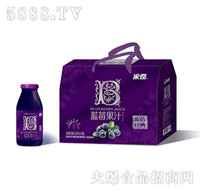 蓝莓果汁(紫)260ml×10瓶装