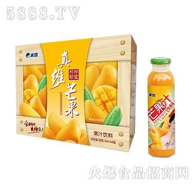 芒果果汁饮料306ml×8瓶