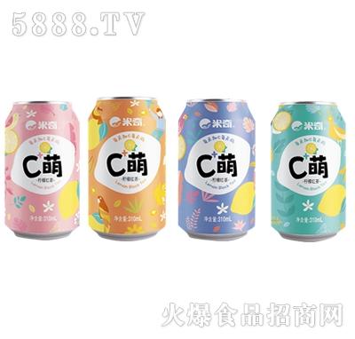 萌柠檬310mlx24罐
