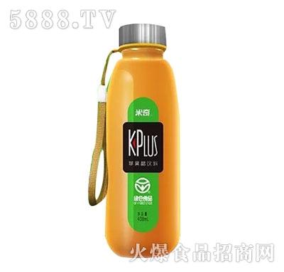 米奇kplus+苹果醋饮料408ml