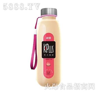 米奇kplus+水蜜桃复合果汁饮料408ml