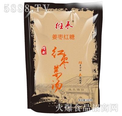 维承红枣姜汤姜枣红糖300g