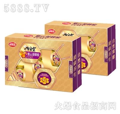 御麦嘉紫云英蜂蜜礼盒装