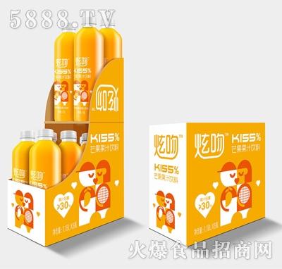 炫吻芒果果汁�料1.18Lx8瓶