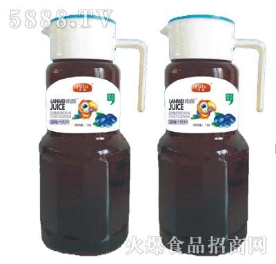 雨露蓝莓汁饮料