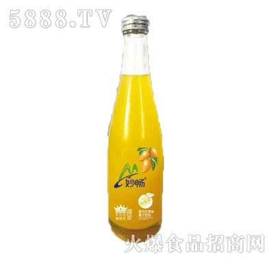 妙畅复合芒果味果汁饮品