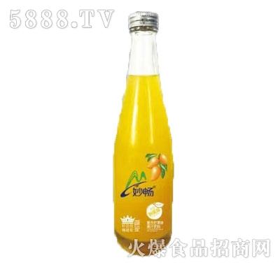 妙畅复合芒果味果汁饮料