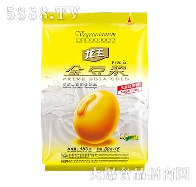 龙王金豆浆无添加蔗糖480g