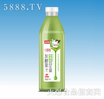 蓝翔猕猴桃益生菌发酵果汁1115ml