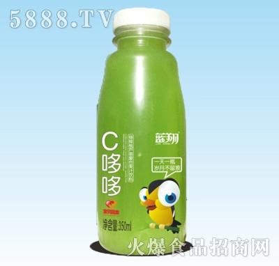蓝翔猕猴桃益生菌发酵果汁350ml